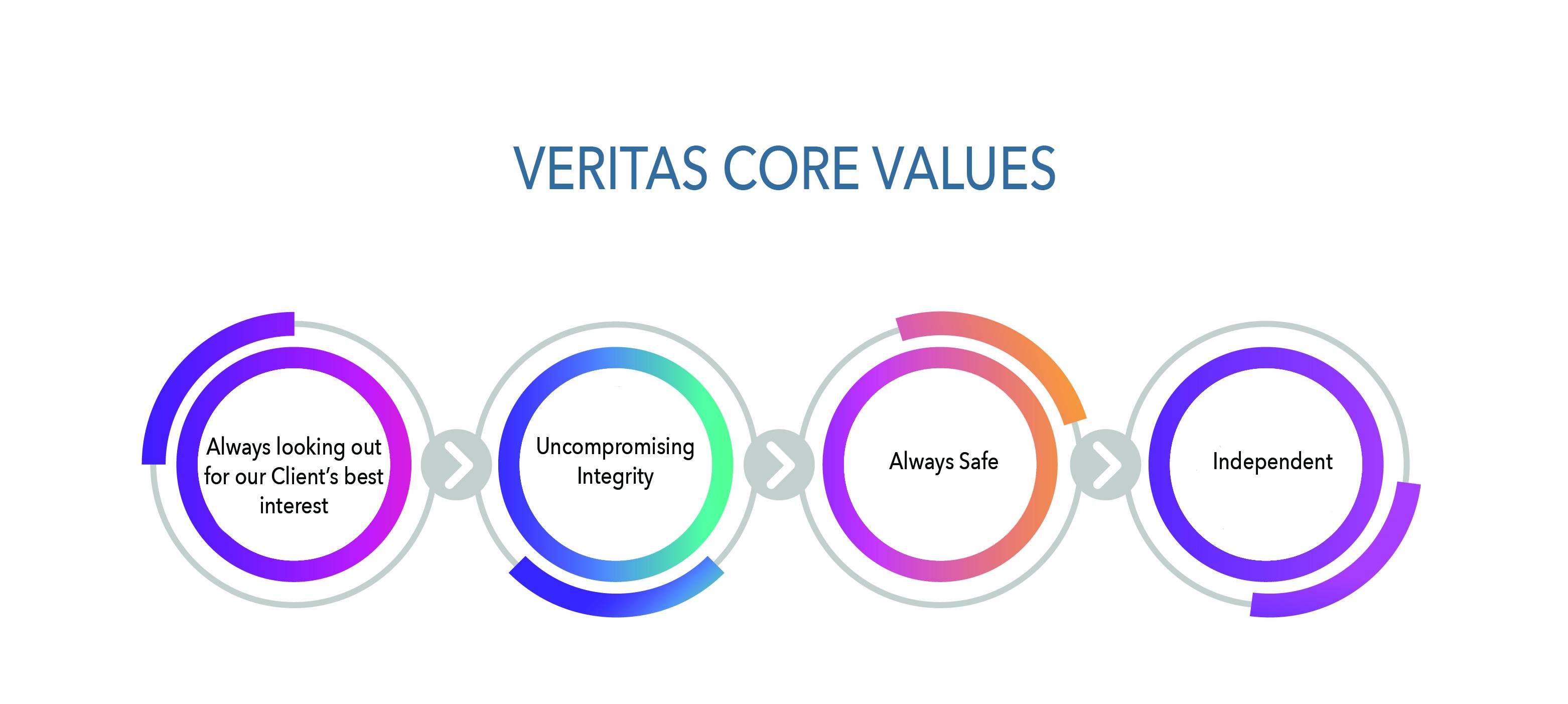 Veritas Engineering core values
